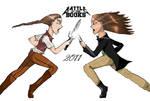 Katsa vs. Katniss
