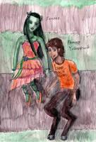 Grover Underwood and Juniper by EmiliaArgon