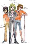 Michael Y., Zoe N., and Lee F.