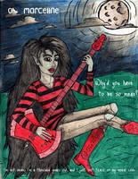 Marceline, the Vampire Queen by EmiliaArgon