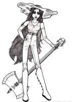 Marceline, Rock 'n Roll Queen by EmiliaArgon