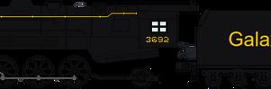 Galaxy Railway Kalijah
