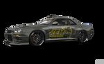 Zanetwinsfromsodor's Nissan Skyline R34