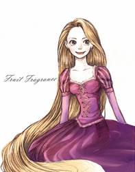 Rapunzel by Fruit-fragrance