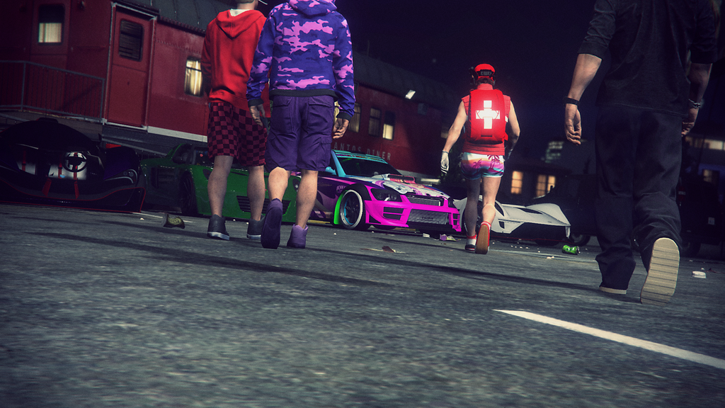 GTA 5 - Cars by Aazlaid
