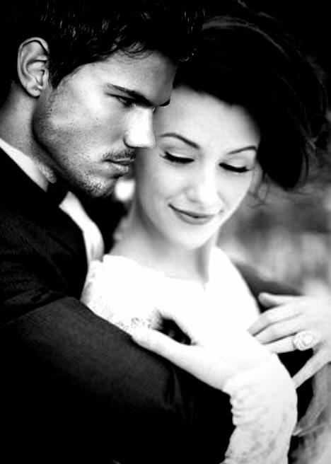 Jacob and Renesmee wedding by NENEnewby on DeviantArt