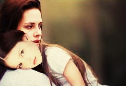 Bella and Renesmee by NENEnewby