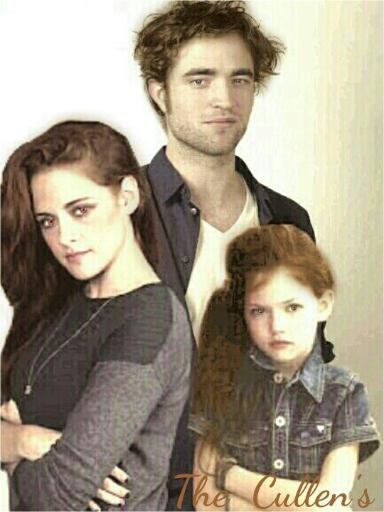 Renesmee,Bella and Edward by NENEnewby on DeviantArt  Renesmee,Bella ...