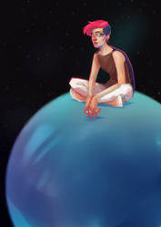 Pluto by listenerofname