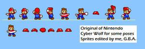 MLSS Hat Trick - Super Mario Odyssey by TheGreatGBA