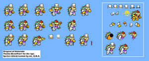 MLBIS Wedding Tux Bowser - Super Mario Odyssey by TheGreatGBA