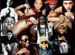 Eminem, Lil Wayne, Mac Miller by NicoliOliRavioli