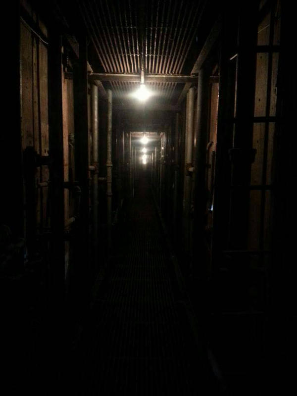 Dark hallway by RunaStar ...