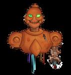 [Invincible] Robot