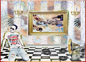 Personal Royal Music Room... by hermesma