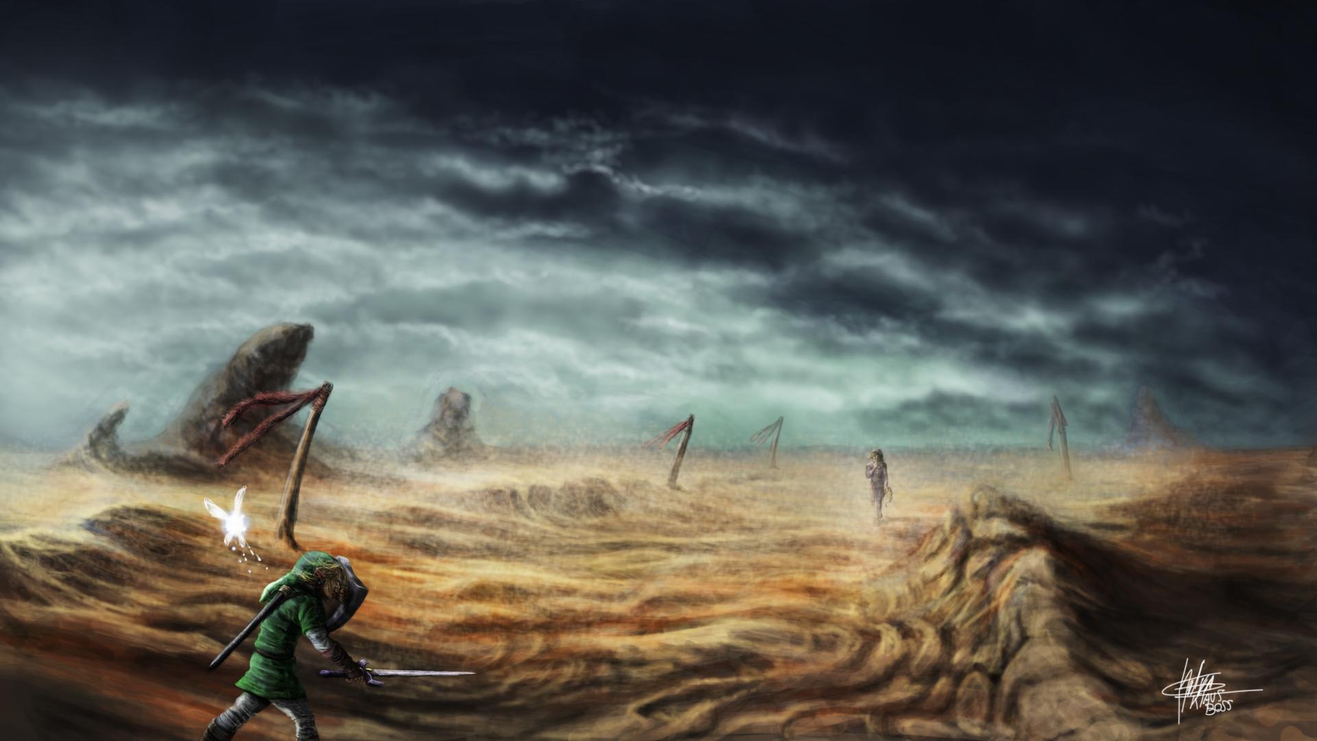 Desert Colossus by KlausBoss