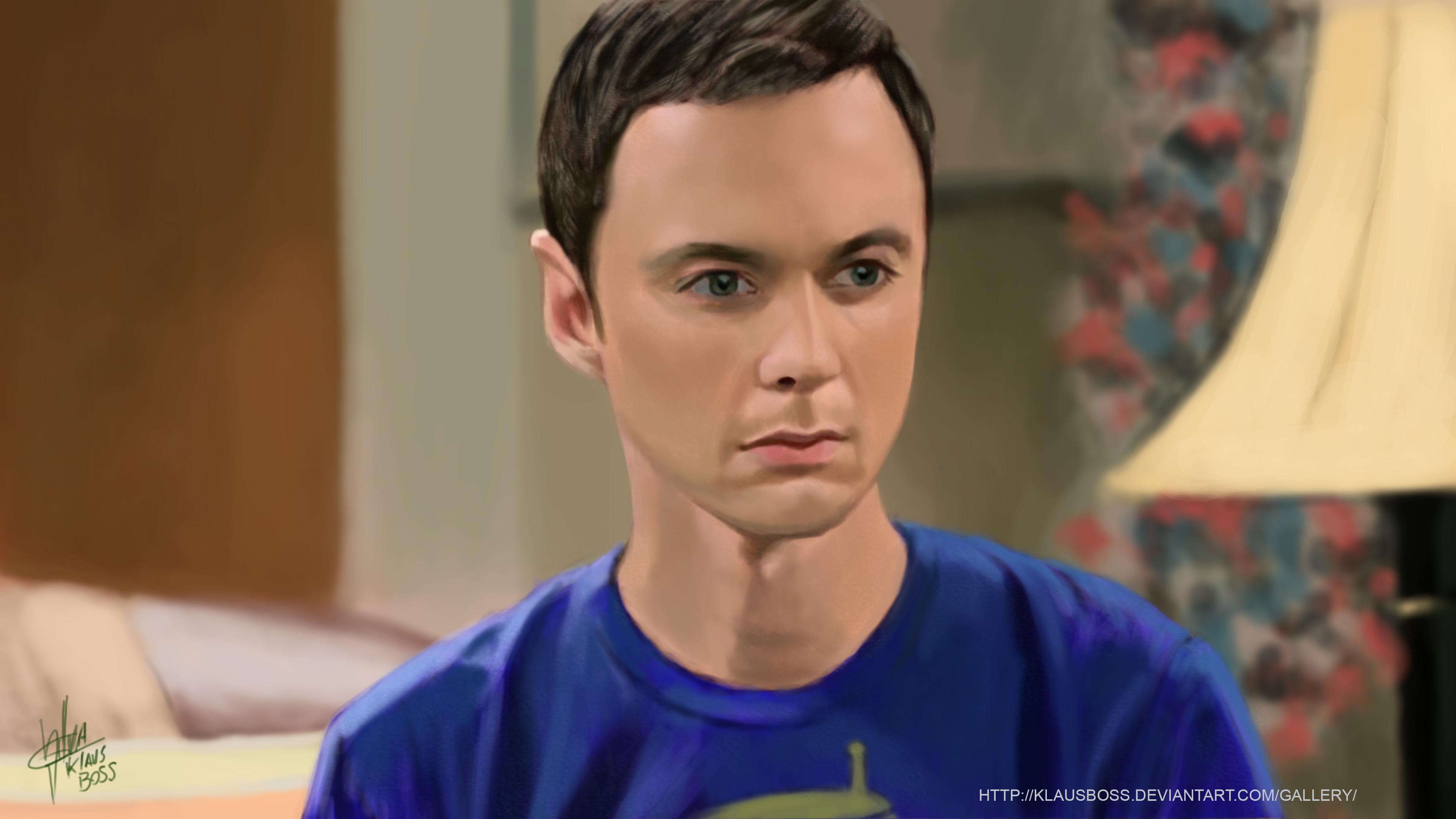 Sheldon Cooper ...