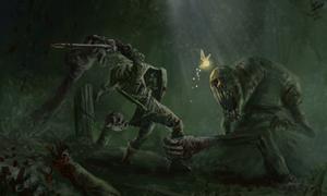 Link vs Dead Hand