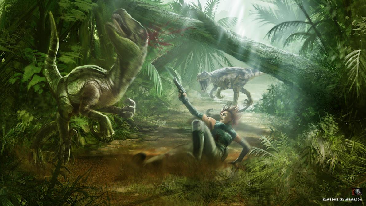 Dino Crisis 2 by Klaus...