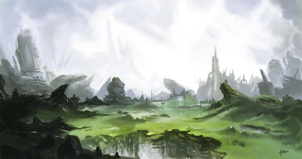 Scenario Fast Painting by KlausBoss