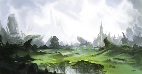 Scenario Fast Painting