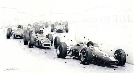Zandvoort 1964