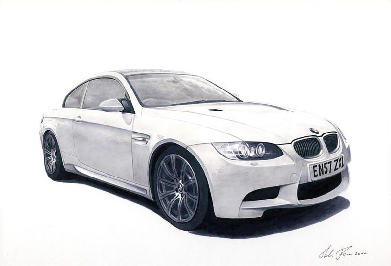 BMW M3 by klem
