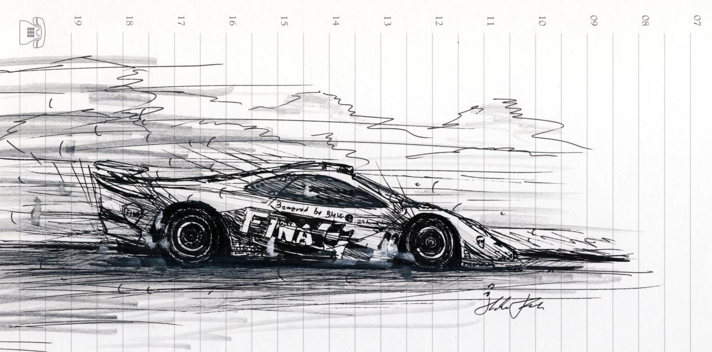 Mclaren F1 GTR by klem on DeviantArt