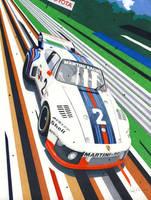 Porsche 935-76 by klem