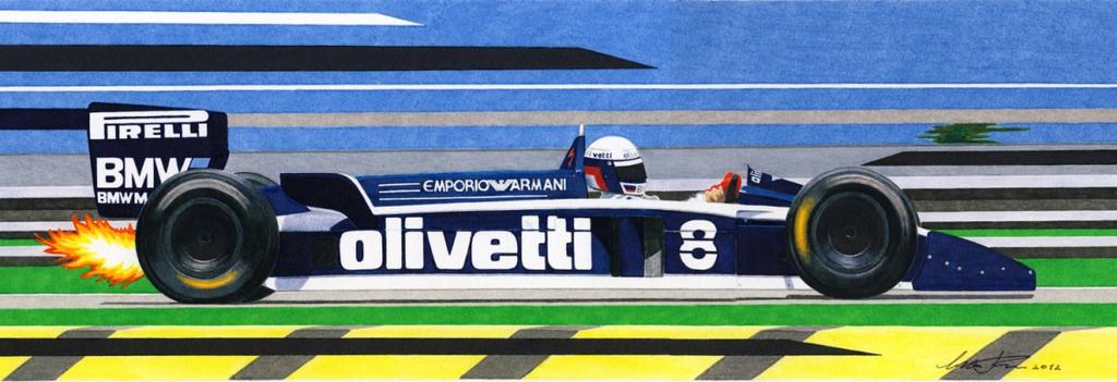 Brabham BT 55 by klem