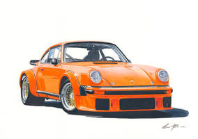 Porsche 934 by klem
