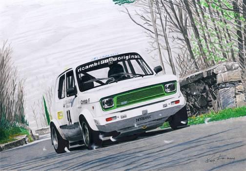 Fiat 127 rally