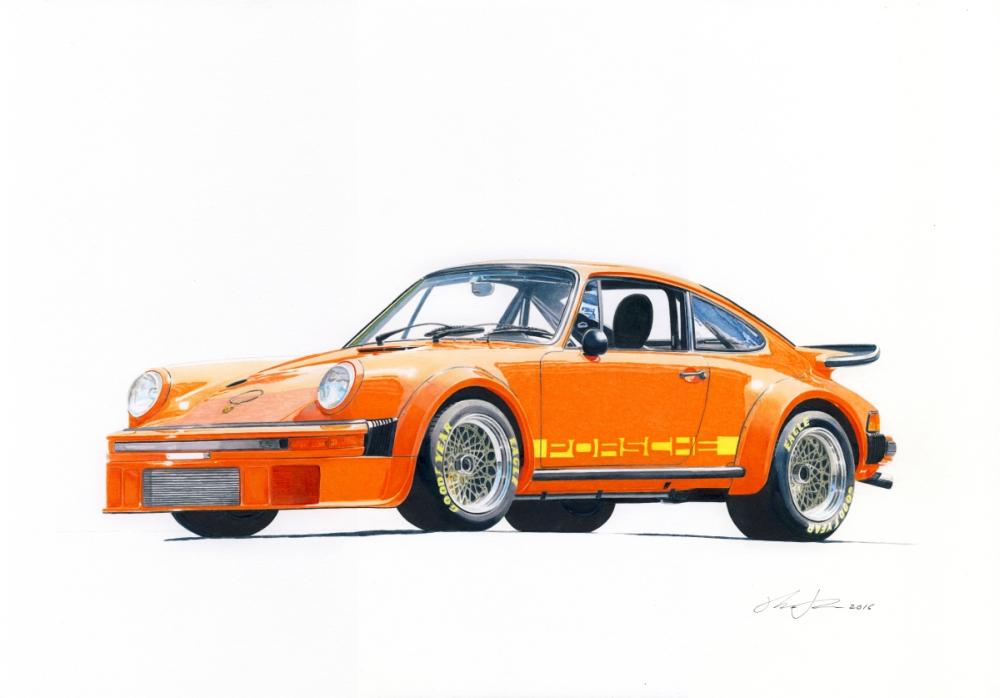 Porsche 934-2 by klem