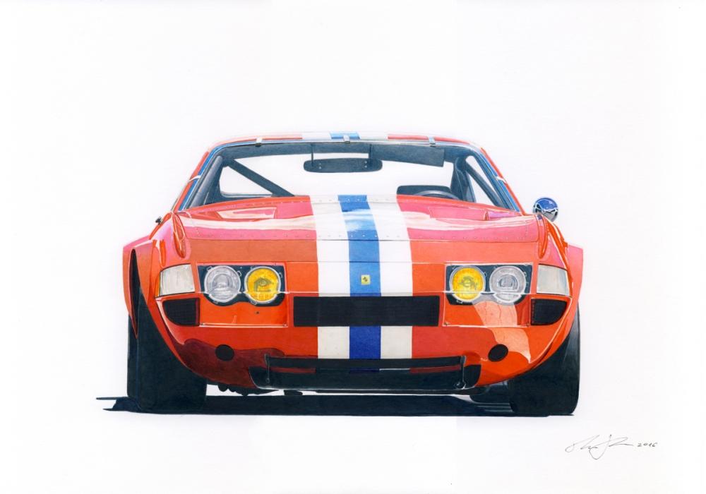 Ferrari Daytona NART by klem