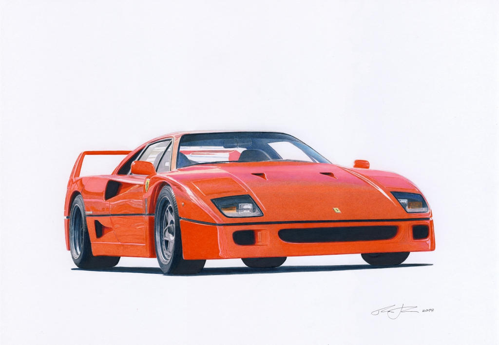 F40 by klem