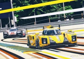 Dallara P217 by klem