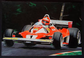 Lauda flying by klem