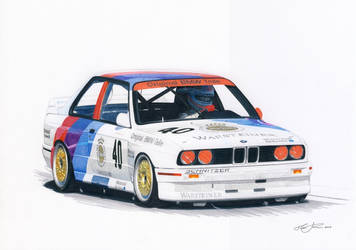 BMW M3 by klem