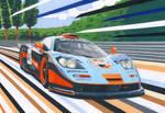 Mclaren F1 GTR 97