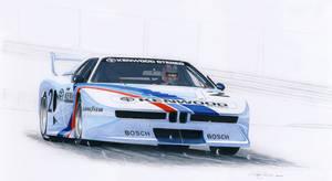 Kenwood BMW M1
