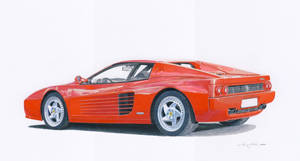 Ferrari Testarossa 512M s
