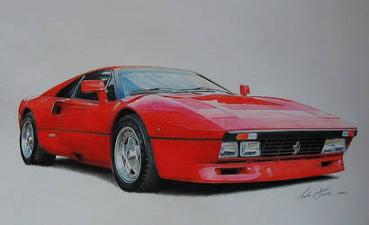 288 GTO by klem
