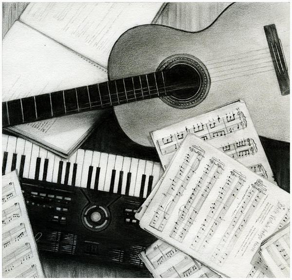 Music and Melody by Aelynn