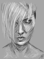 Female Portrait - WIP