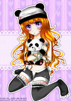 CursedBunny Contest: Entry2 : Romi by Nagisako
