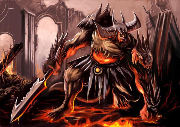 VW: Hell's Butcher by Dedefox