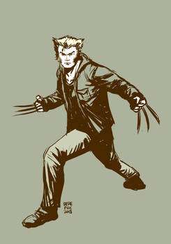 Young Wolverine