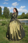 Early 1860's Dress Photosh. 1 by debellespoupees