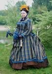 1868 Day Dress EFF 2009 B by debellespoupees