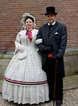1860's Dress Castlefest 09 e by debellespoupees